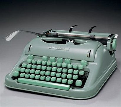 Jack Kerouac typewriter auction results