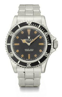 James Bond magnetic Rolex watch Live and Let Die
