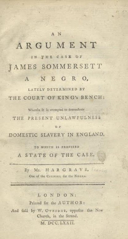 James Sommersett book