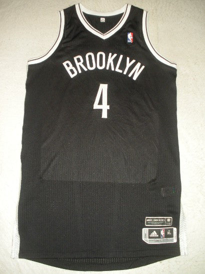 2fde3e69681 Jay-Z's Brooklyn Nets jerseys to auction for charity | Paul Fraser ...