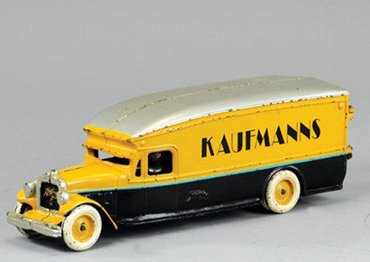Kaufmann moving van