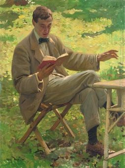 Harold Knight Alfred Munnings