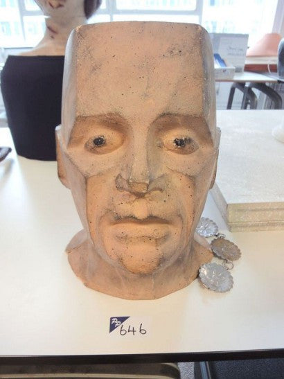 Kryten Red Dwarf head