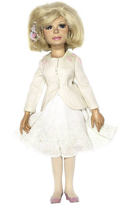 Lady Penelope Thunderbirds puppet