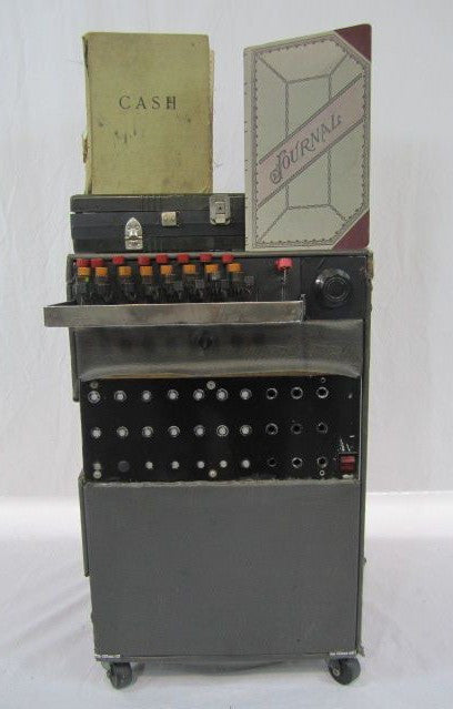 Laff Box canned laughter machine