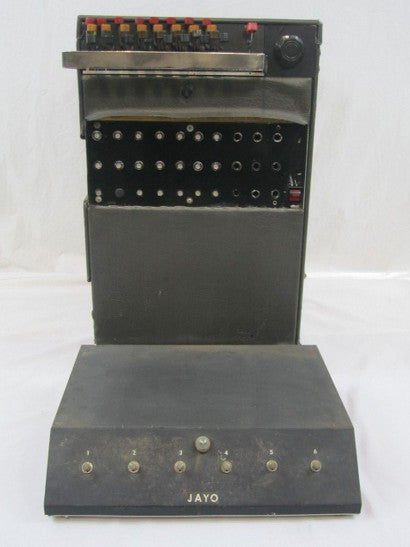 LaffBox and Jayo Laugher canned laughter machines