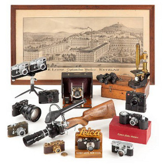 Westlicht Leica Camera auction