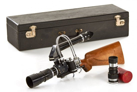 Leica rifle camera