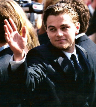 Leo DiCaprio space auction