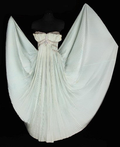 Marilyn Monroe's Let's Make Love dress/gown