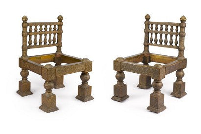 Lockwood de Forest chairs
