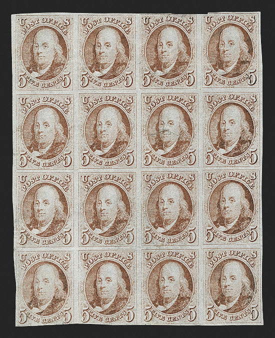 Lord Crawford stamps