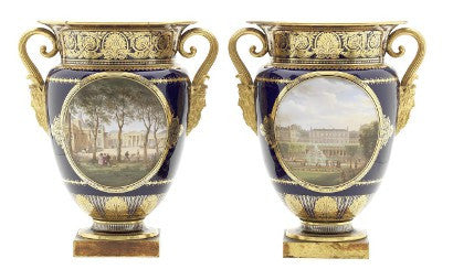 Louis Philippe Sevres Ice Buckets