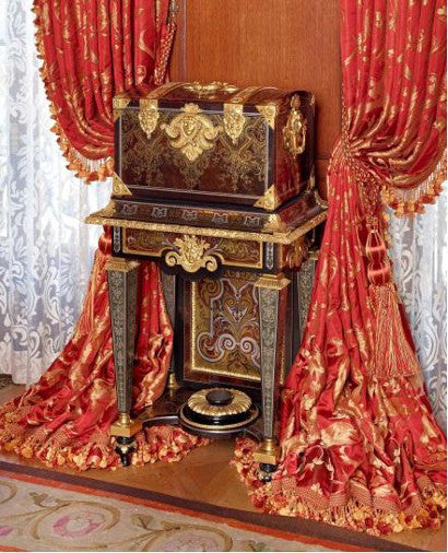 Louis XIV Coffer Stand