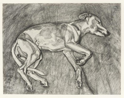 Lucian Freud Eli world record