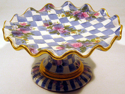 MacKenzie-Childs dinnerware