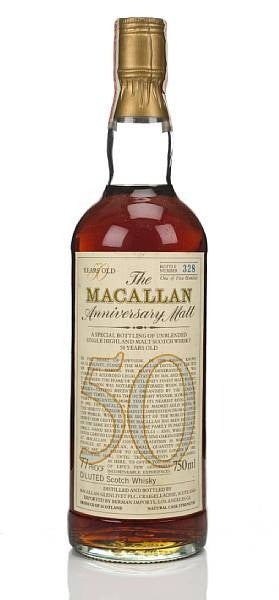 The Macallan 50 year old