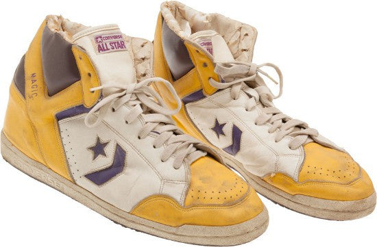 cc0a67353174 Top 10 game-worn basketball shoes sold at auction
