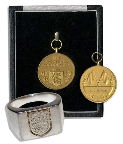 Manchester United FA Cup medal
