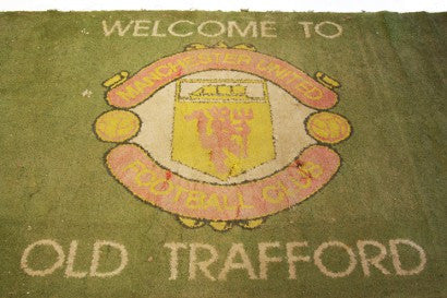 Manchester United Old Trafford Tunnel Carpet