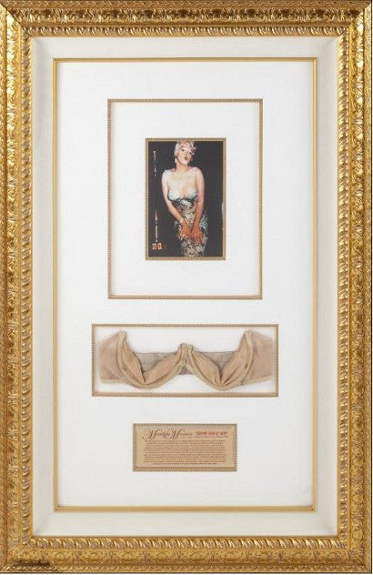 Marilyn Monroe bra auction