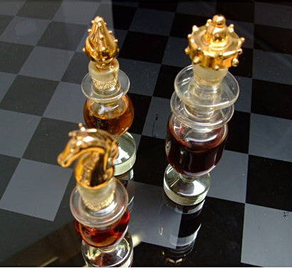 Mary Chess perfume set