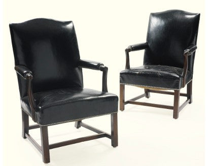 JFK White House chairs Robert McNamara Sotheby's