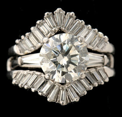 Michaans diamond ring