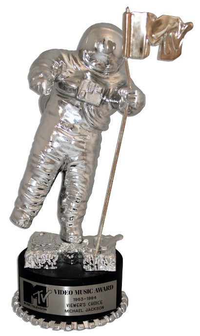 Michael Jackson MTV Thriller award