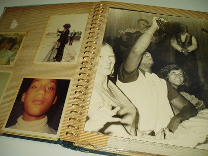 Michael Jackson photo album