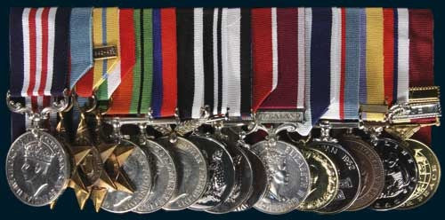 Military Medal group