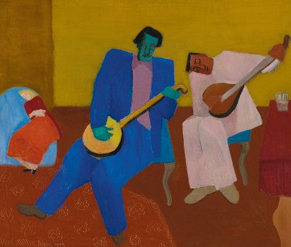 Milton Avery Music Makers