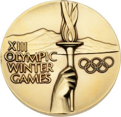 Miracle on Ice olympic medal