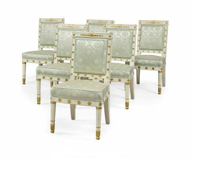 Napoleon's chairs auction