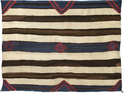 Navajo chief blanket third phase auction