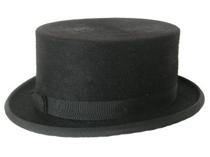Neil Tennant top hat signed