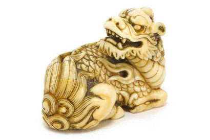James Rose netsuke Collection Bonhams