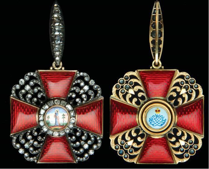 Order of St Anne