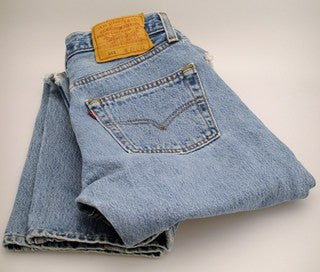 Jeans worn by Madonna