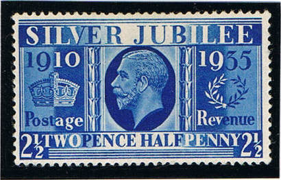 prussian blue stamp