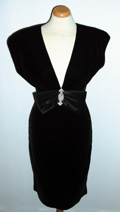 Dorothy Stratten cocktail dress