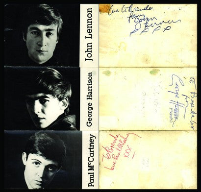 Beatles, Paul McCartney, John Lennon, George Harrison, Astrid Kirchherr