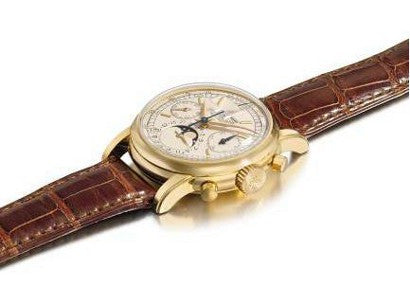 Patek Philippe gold watch 2499