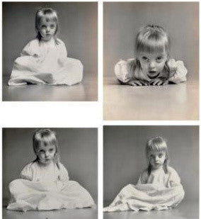 Irving Penn photographs of Juliet Auchincloss