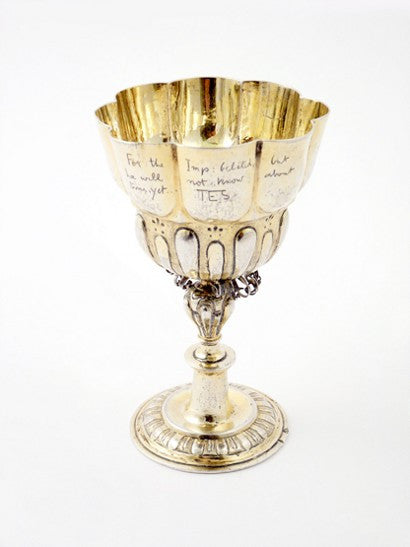 Peter Pan Lawrence of Arabia christening cup auction