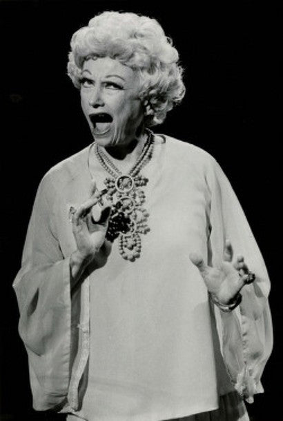 Phyllis Diller memorabilia auction