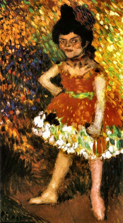 Picasso Dwarf Dancer