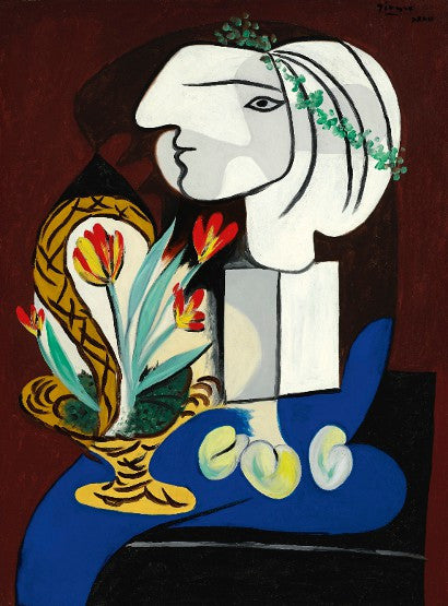 Picasso Nature morte aux Tulips Sotheby's auction
