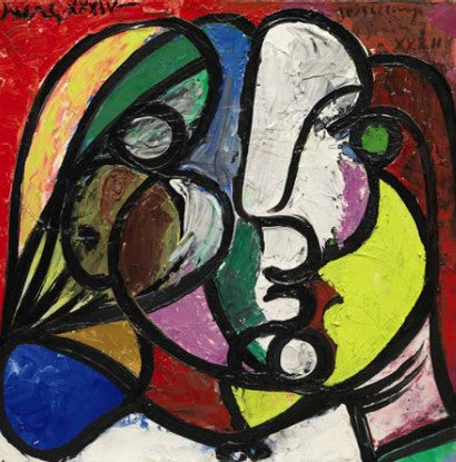 Picasso Tete de Marie-Therese