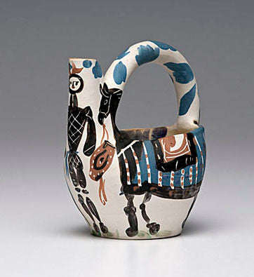 Picasso ceramic jug main